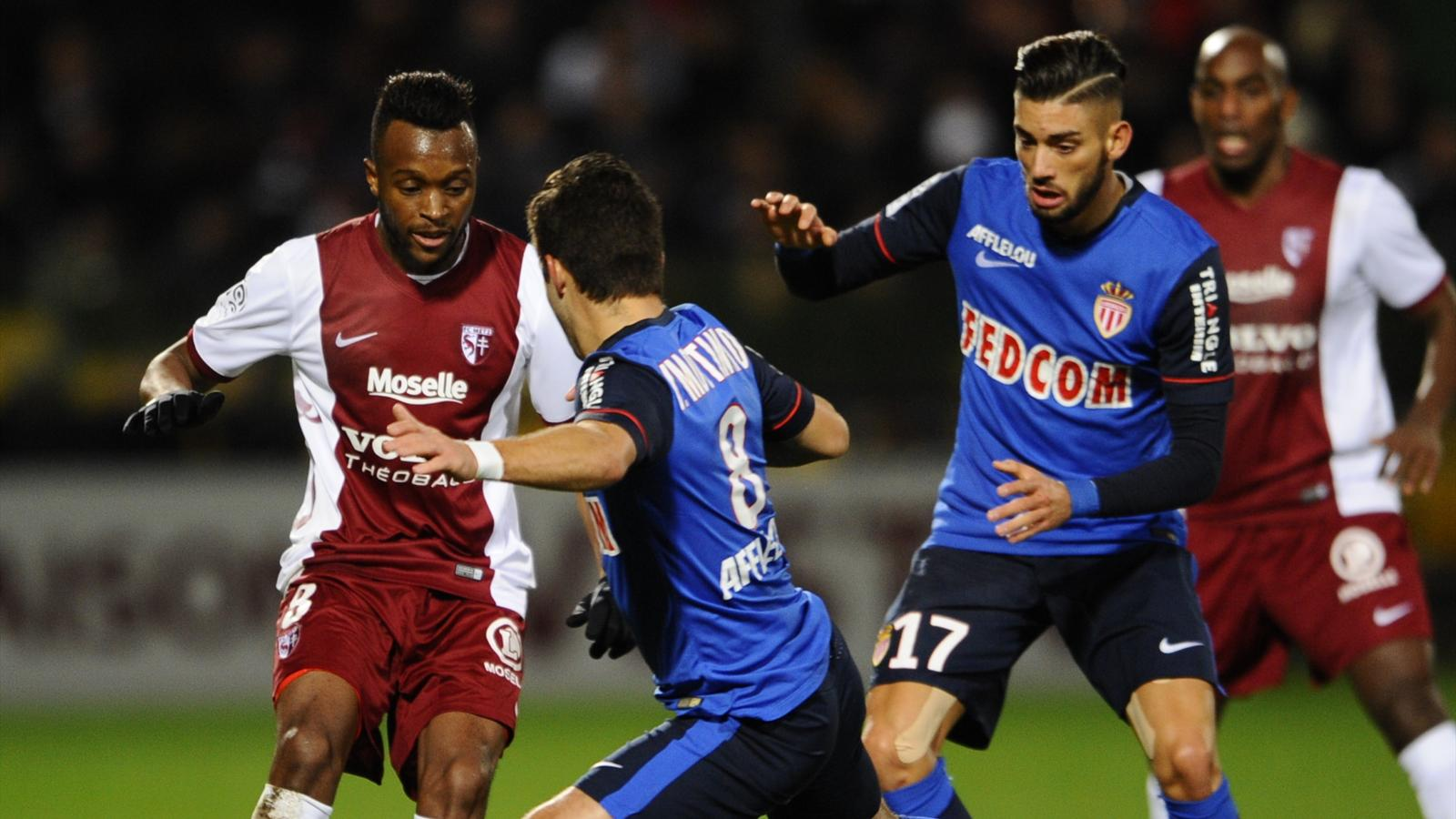 Video: Metz vs Monaco