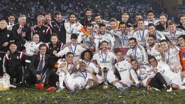 Mundial de clubes: El Real Madrid, a por su sexta conquista