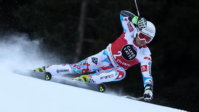 Coupe du monde marcel hirscher remporte le g ant d 39 alta - Coupe du monde ski alpin 2015 calendrier ...
