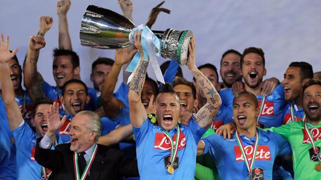 Au bout du suspense (et d'une séance de tirs au but folle), Naples détrône la Juve