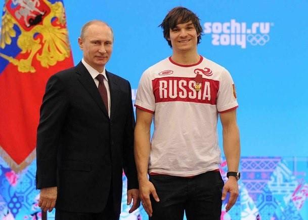 Владимир Путин, Вик Уайлд (kremlin.ru)