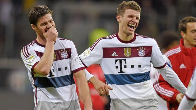 Müller, Boateng, Martinez et Alonso prolongent au Bayern Munich
