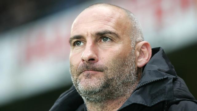 Ciccolini bientôt confirmé au poste d'entraîneur de Bastia