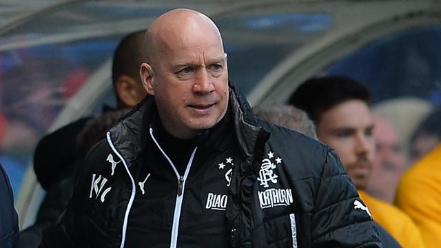 McDowall's Rangers thrashed by Hibernian