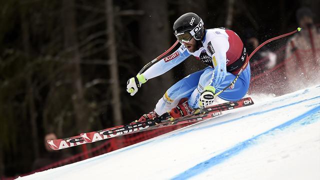 Coupe du monde de ski alpin descente de santa caterina - Classement coupe du monde de ski alpin ...