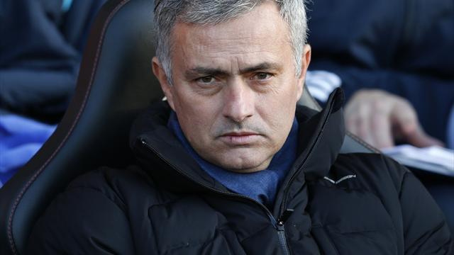 Моуринью оштрафован за слова о заговоре вокруг «Челси»