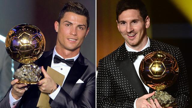 Au XXIe siècle, il y a Messi, Ronaldo et... le reste du monde