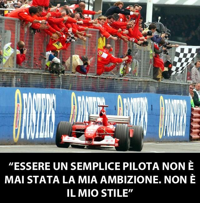 Favorito Le 13 frasi simbolo di Michael Schumacher - Formula 1 - Eurosport JB58