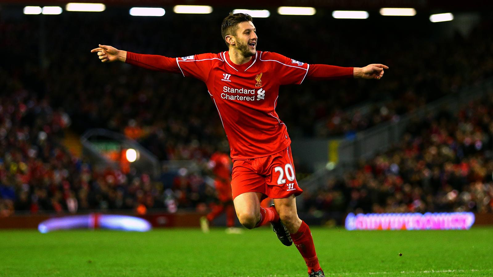 Adam Lallana Hits Brace As Liverpool Thrash Swansea