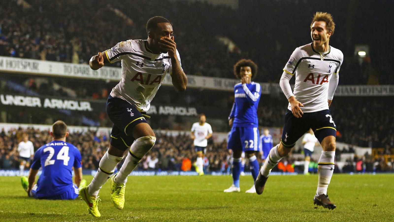 El Tottenham tumba al Chelsea