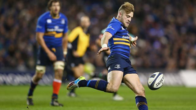 Madigan boots Leinster to win over Munster - but Heaslip hobbles off