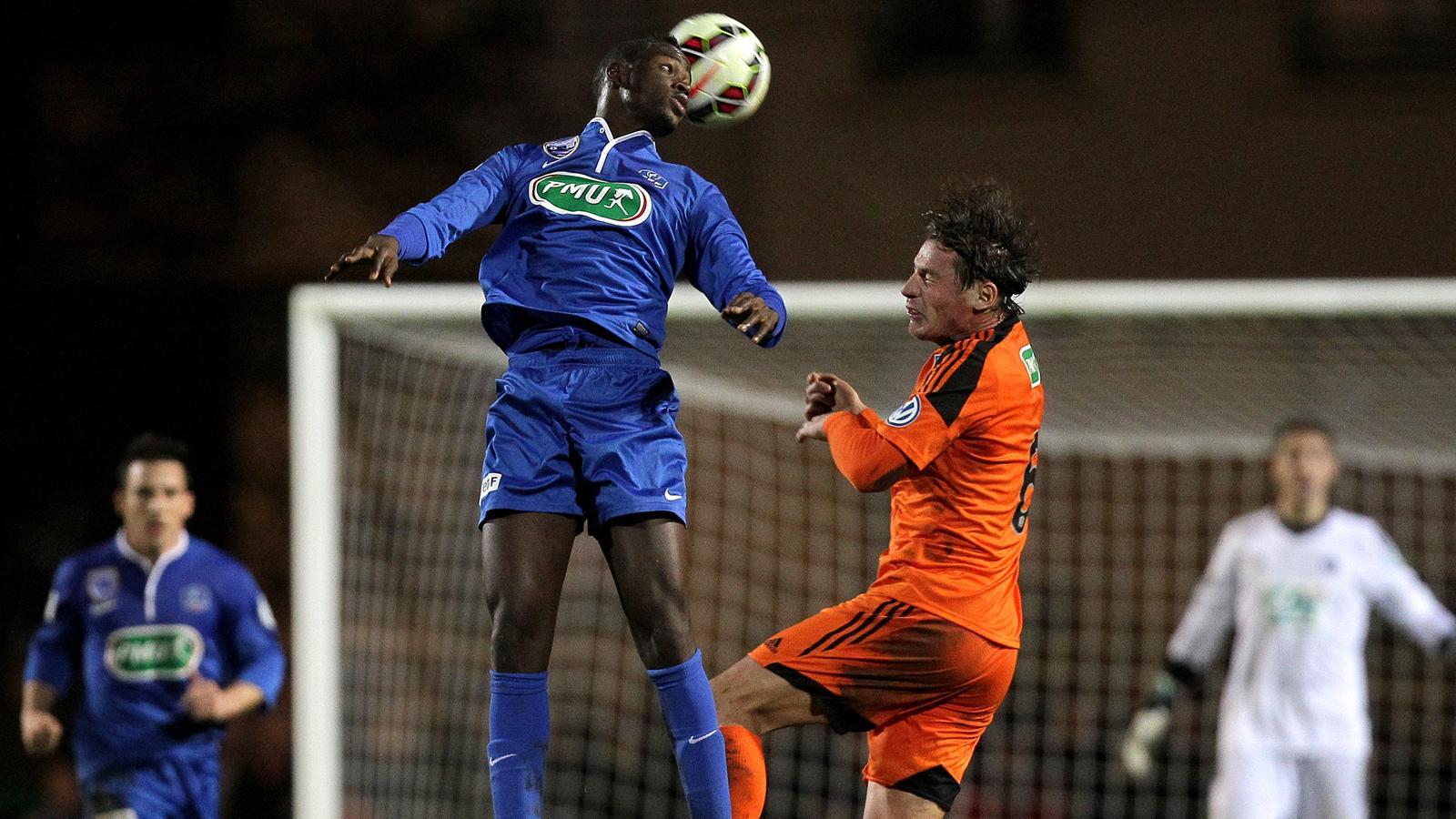 Coupe de france 32es de finale lorient s 39 incline avranches national coupe de france - Coupe de france 2014 2015 ...