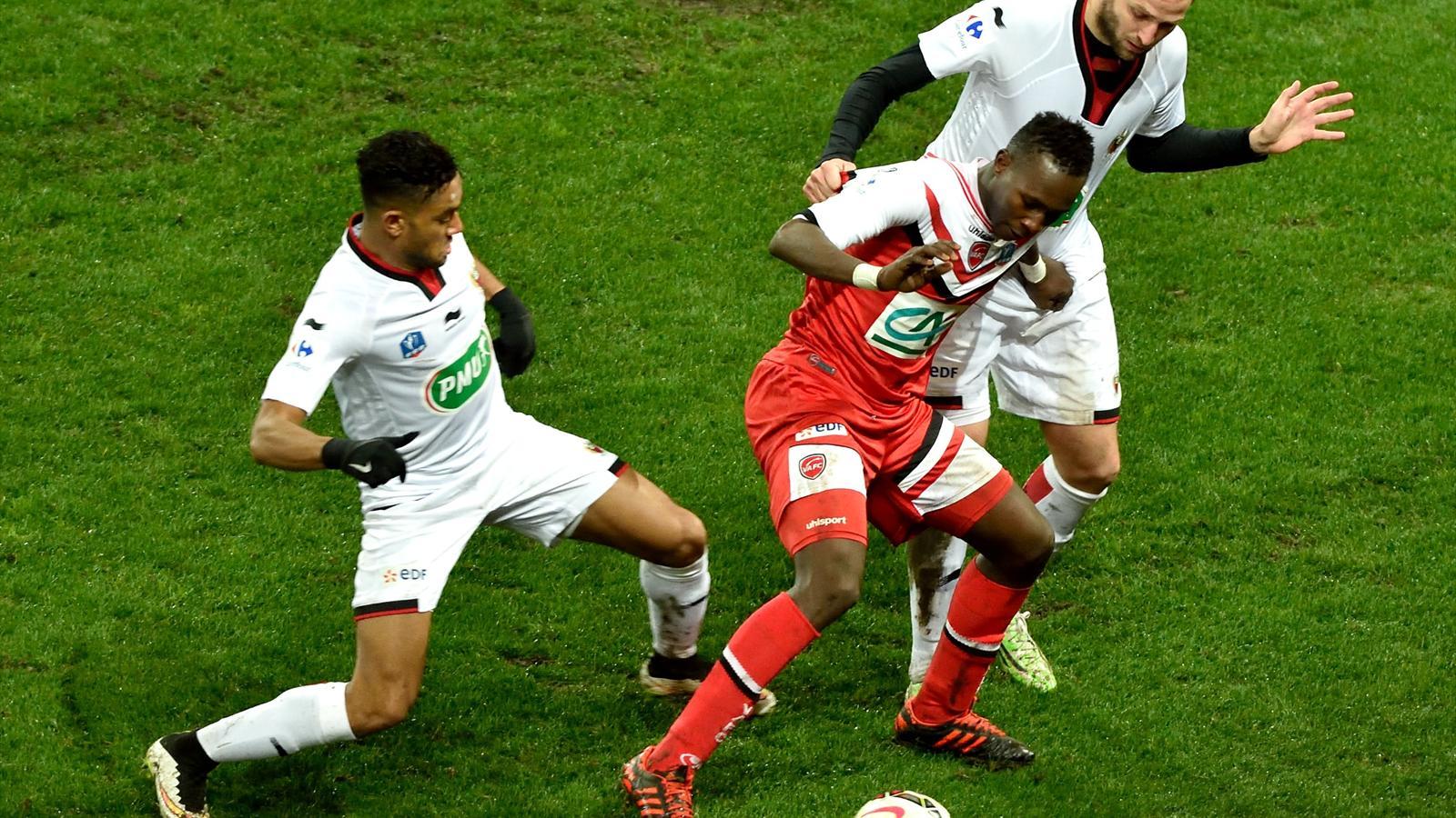Les 32es de finale de la coupe de france le film de la - Resultat foot feminin coupe de france ...