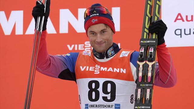 Petter Northug podría perderse la Copa del Mundo