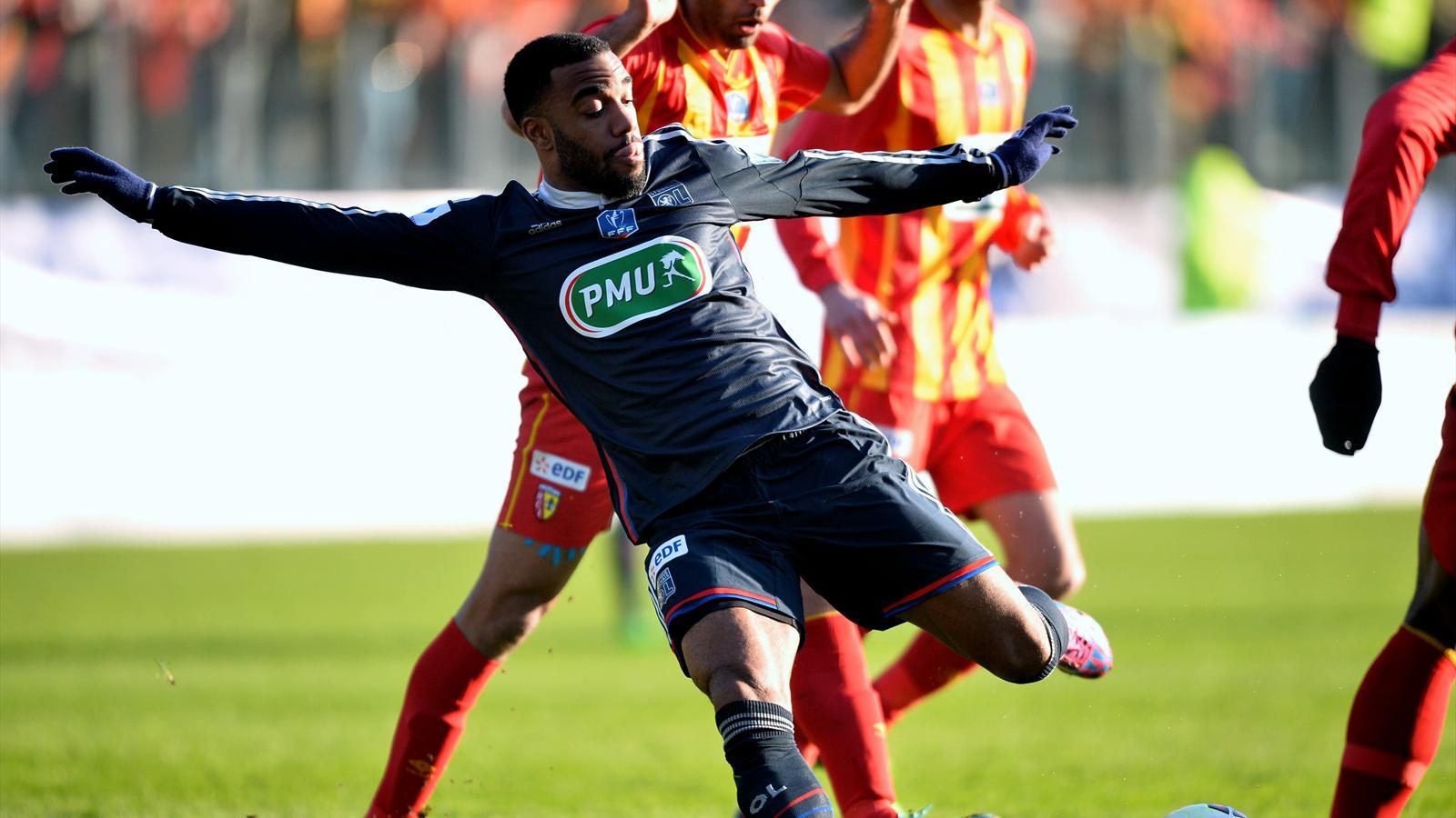 En direct live rc lens lyon coupe de france 4 - Coupe de france football resultat en direct ...