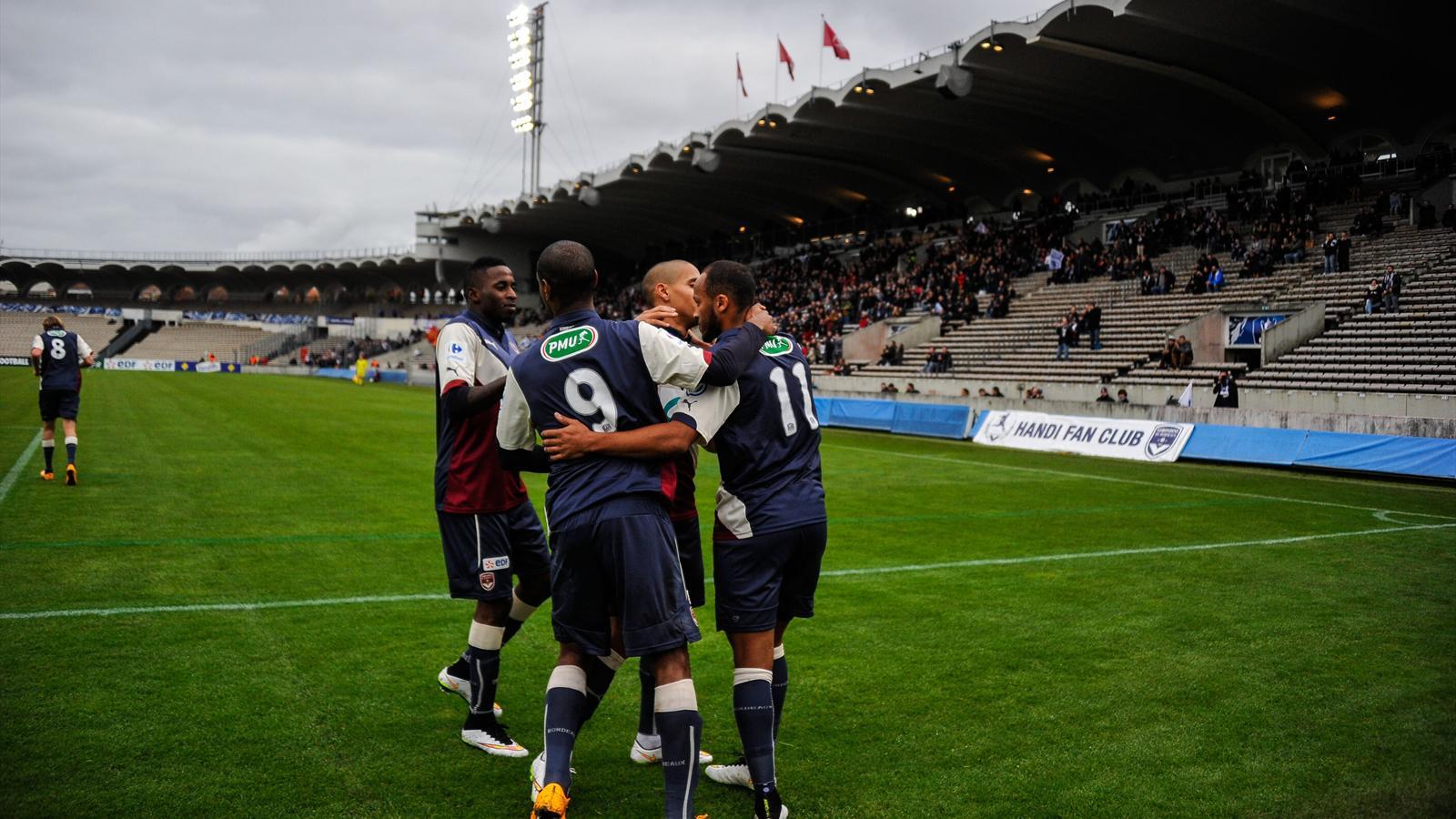 Bordeaux bat Toulouse 2-1 pour la troisième fois de la saison