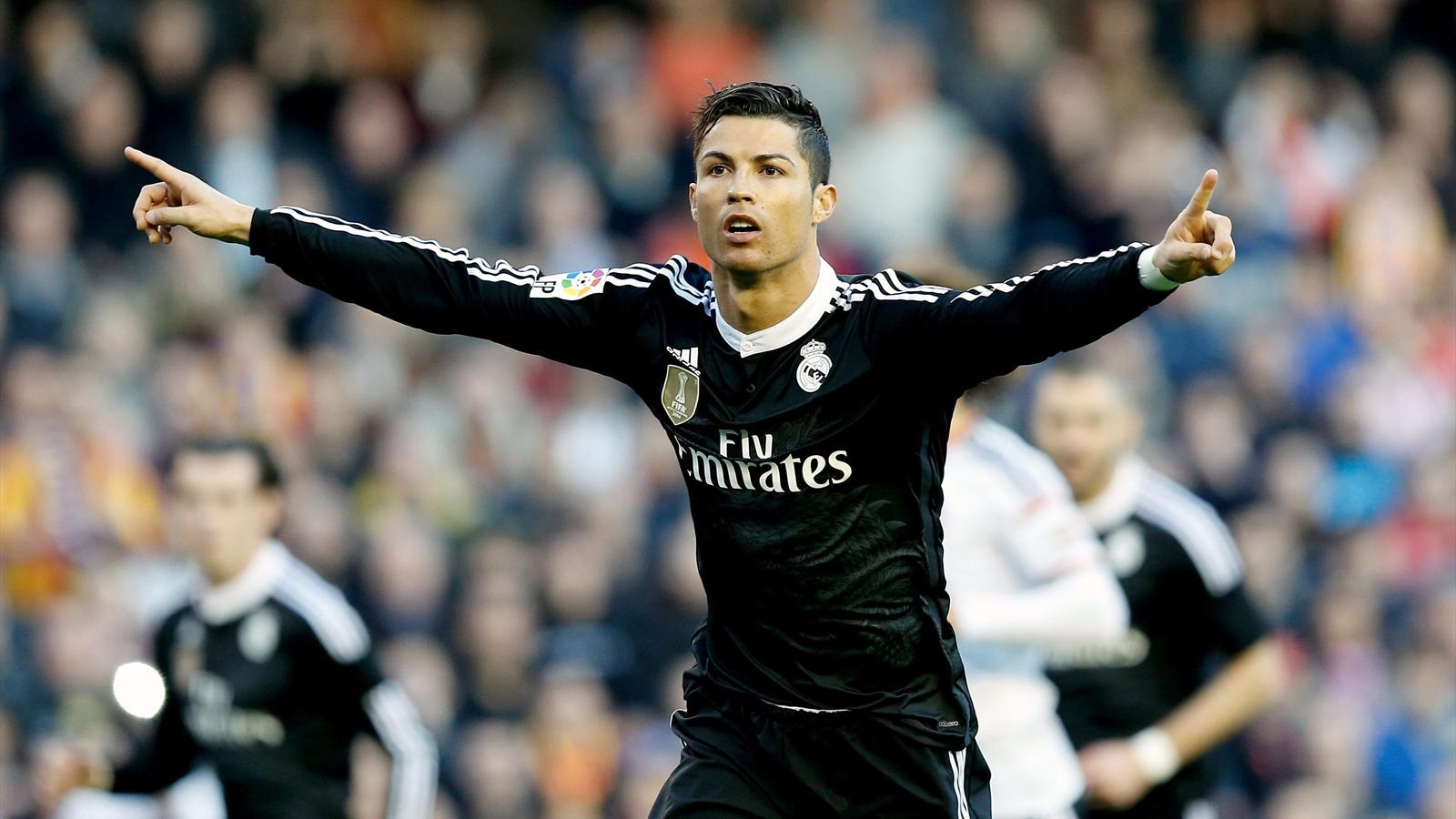 Cristiano Ronaldo tüm zamanların en iyi altıncı golcüsü