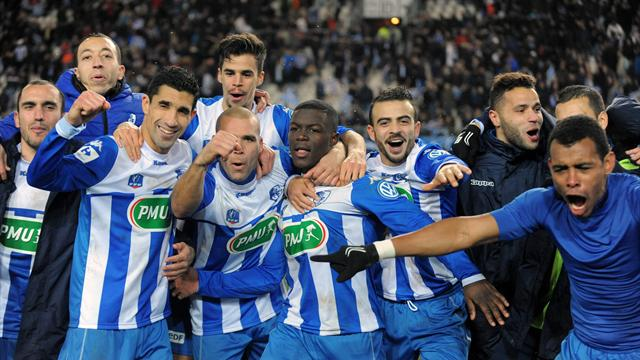 En direct live grenoble foot 38 om coupe de france 4 janvier 2015 eurosport - Coupe de france foot en direct ...