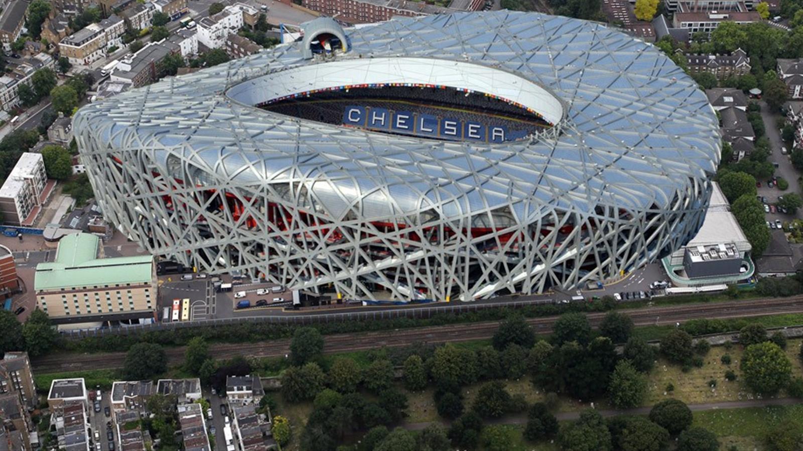 bird u0026 39 s nest architects  u0026 39 to build new stamford bridge u0026 39  for