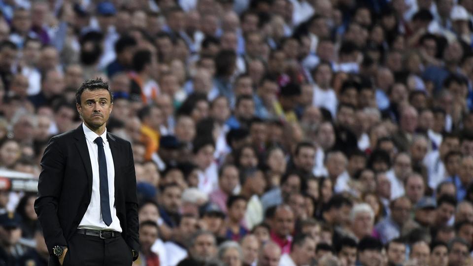 Luis Enrique traverse une tempête au Barça