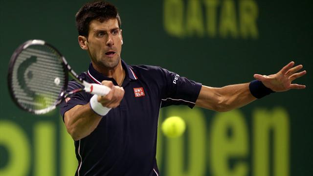 Djokovic est de retour et il est toujours aussi expéditif