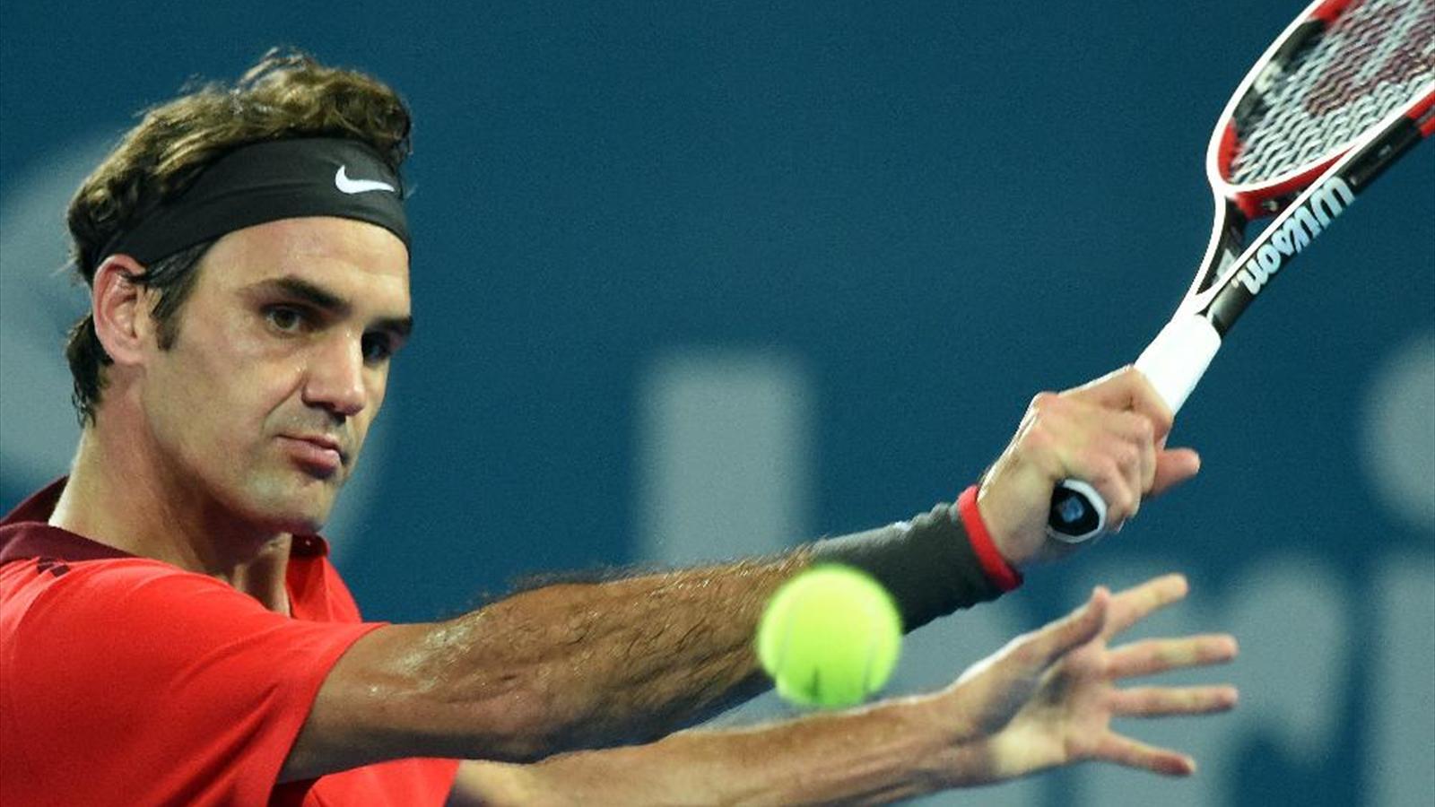 Роджер Федерер: «В финале у меня будет небольшое преимущество над Милошем Раоничем