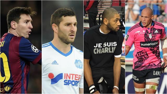 OM, Barça, NBA, #JeSuisCharlie : L'actu sur un plateau