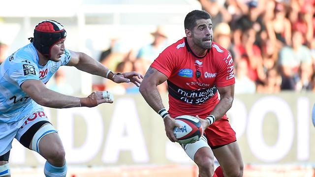 France scrum-half Tillous-Borde extends Toulon deal
