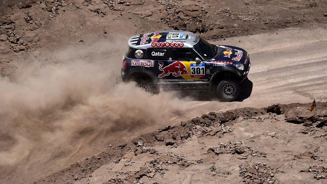 Dakar 2015 Autos   Nasser Al-Attiyah (Mini) n a pas eu de rival cette année  - Dakar 2015 - Rallye raid - Eurosport d7d8118f037