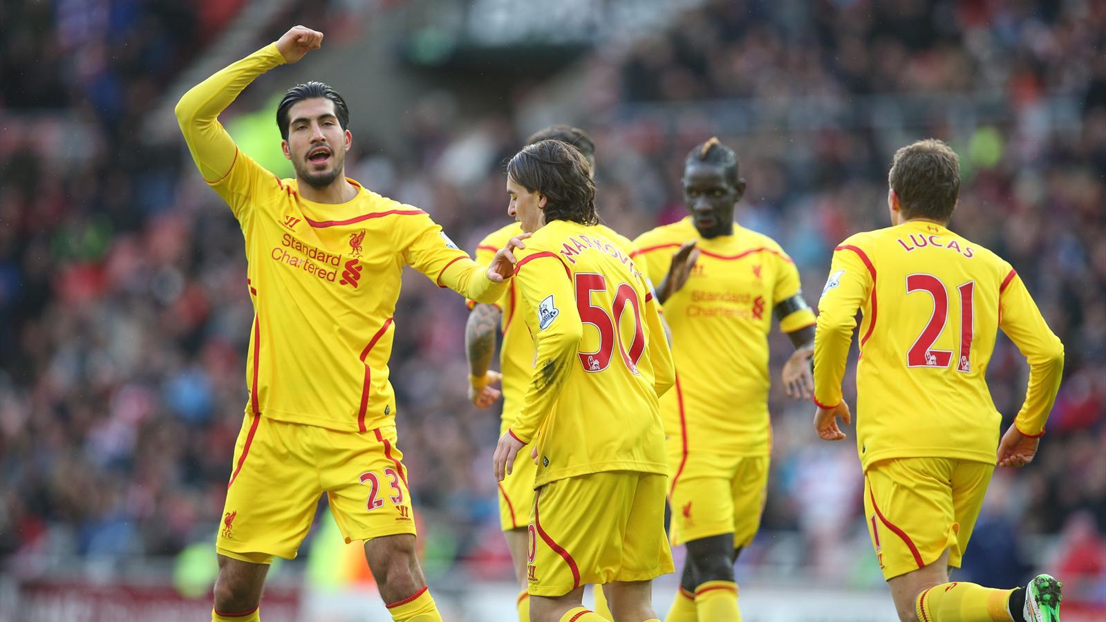 Liverpool Sunderland