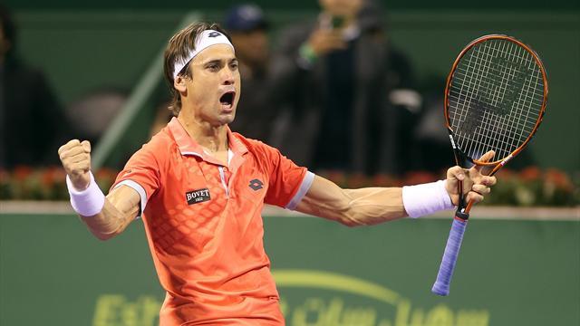 Феррер выиграл турнир в Дохе