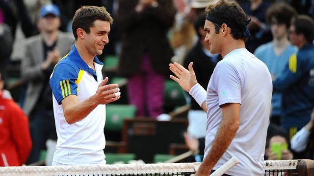 """""""Je vais essayer de faire partie des joueurs qui ont surpris Federer ici"""""""