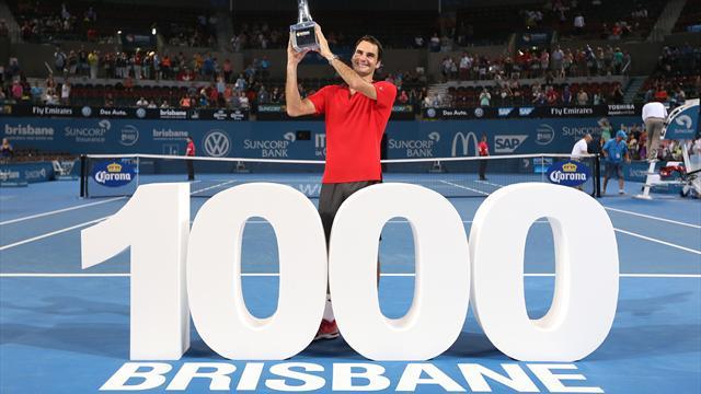Federer, légende millénaire