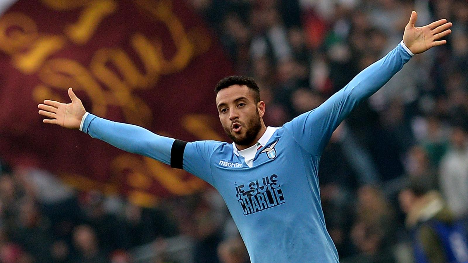 Francesco Totti heroics rescue Roma after Lazio's storming ... Felipe Anderson