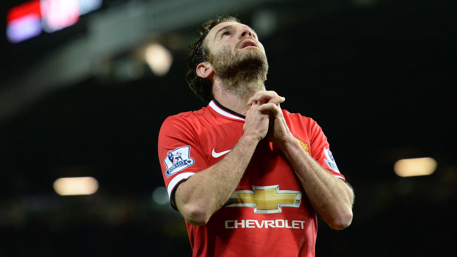 Manchester United-Southampton (Juan Mata)