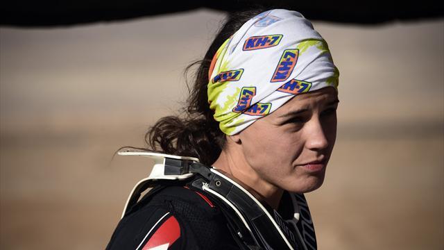 Laia Sanz: Eine Frau mischt die Dakar-Elite auf