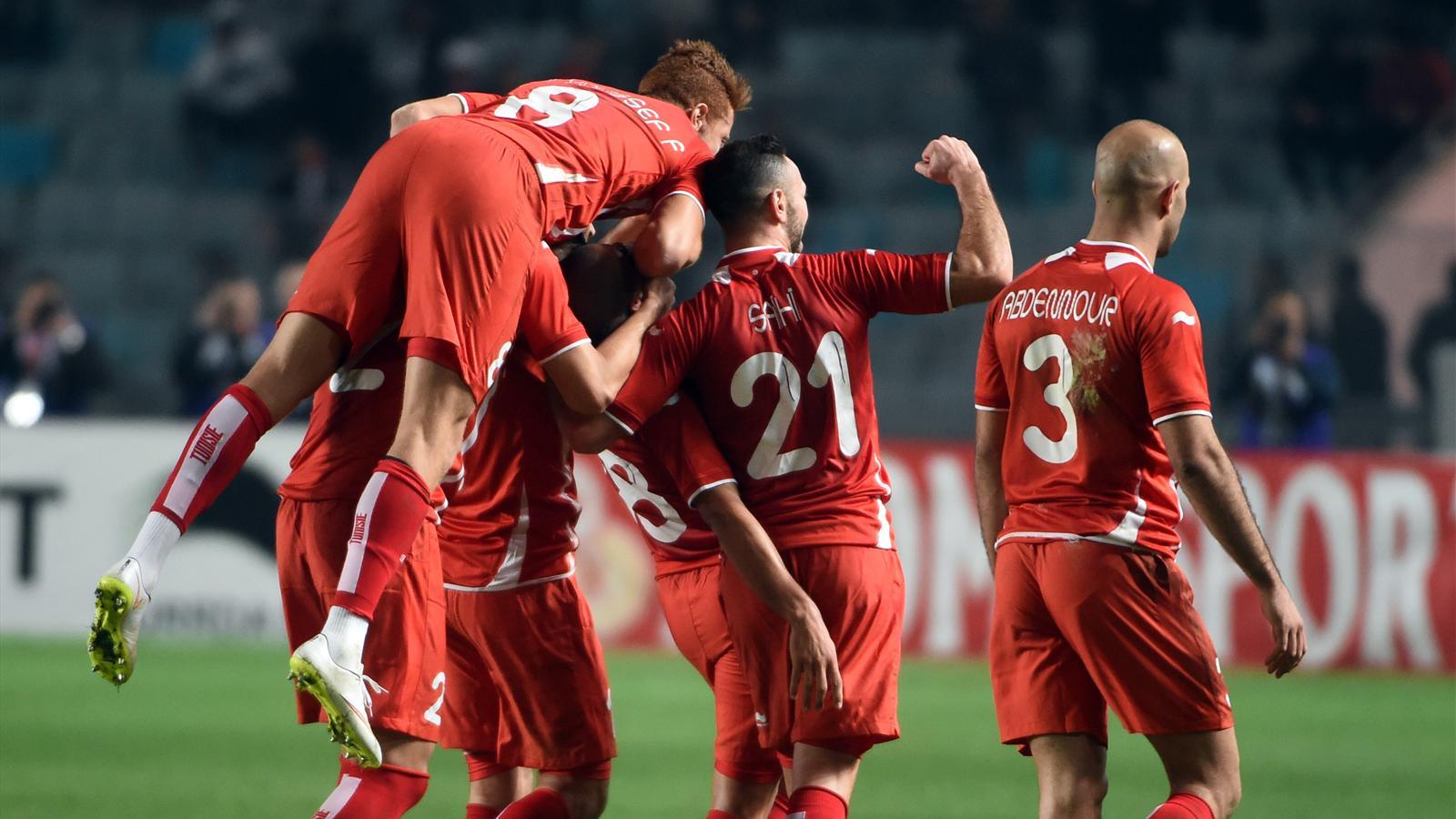 Can 2015 groupe b la tunisie en t te d 39 affiche coupe - Coupe afrique des nations 2015 groupe ...