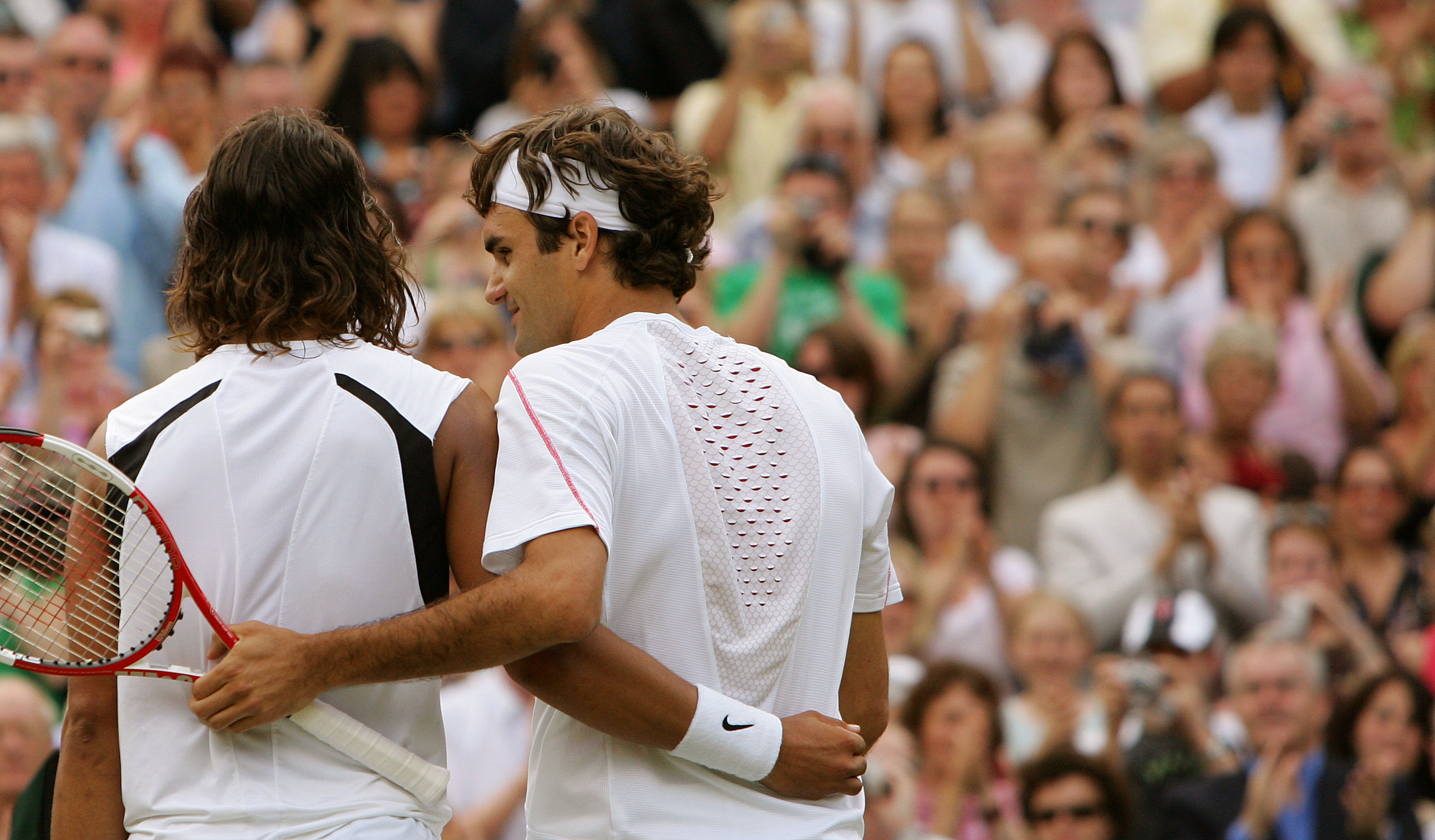 Rafael Nadal - Roger Federer (2006 Wimbledon)