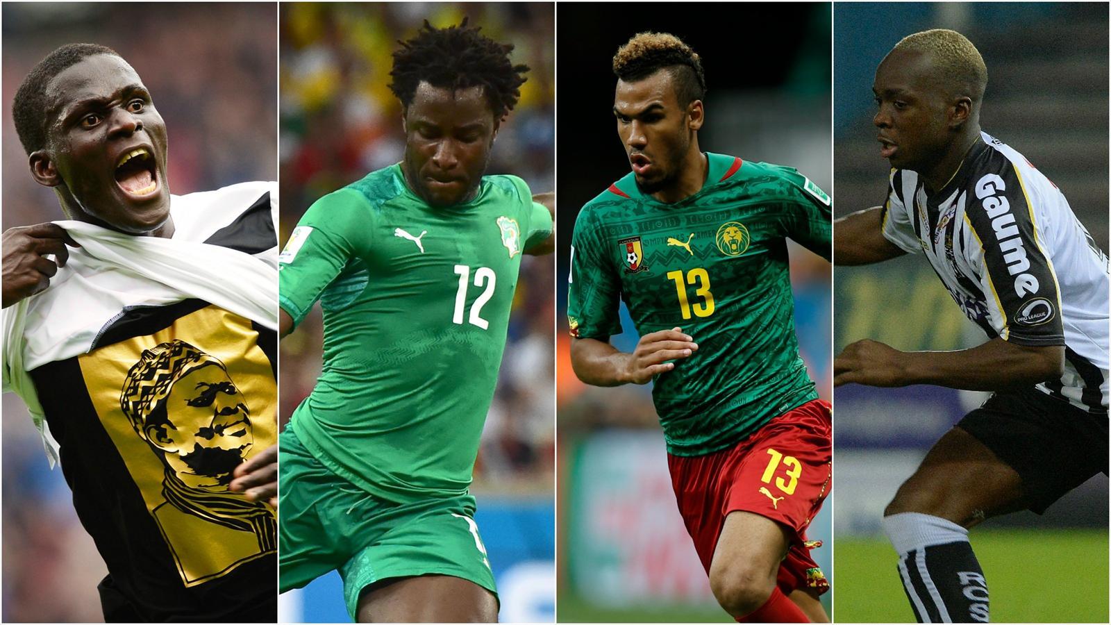 Coupe d 39 afrique des nations les 6 joueurs qu 39 on vous conseille de suivre de tr s pr s durant la - Resultat foot coupe d afrique ...