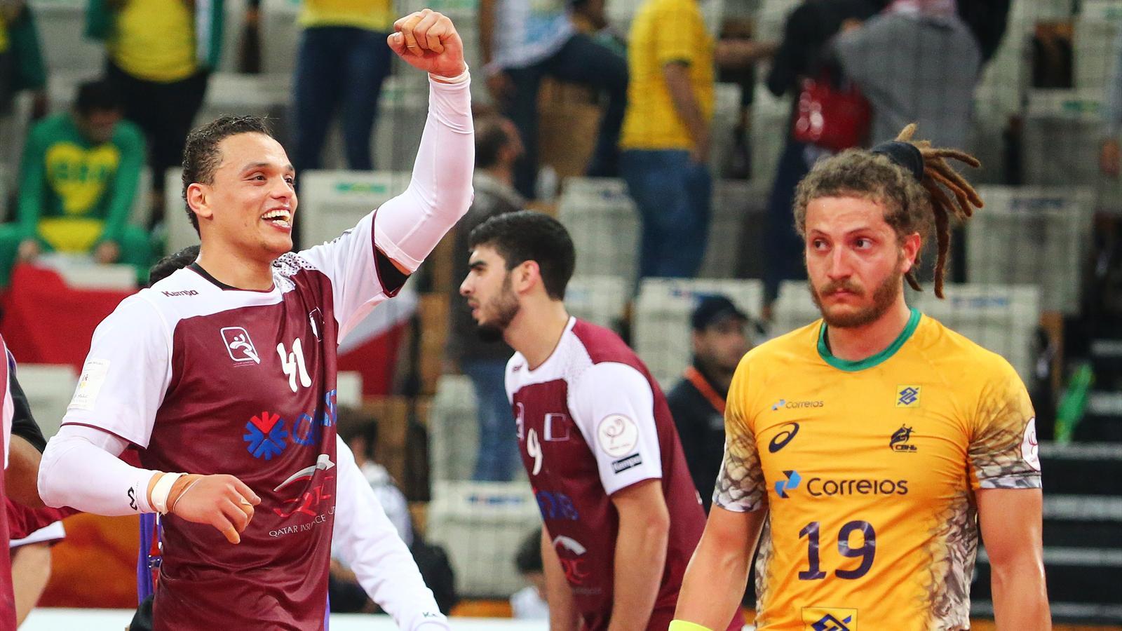 Mondial 2015 le qatar r ussit ses d buts sur le terrain et en dehors championnat du monde - Coupe du monde 2015 handball ...