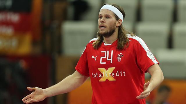 Le Danemark en demi-finales en matant la Slovénie
