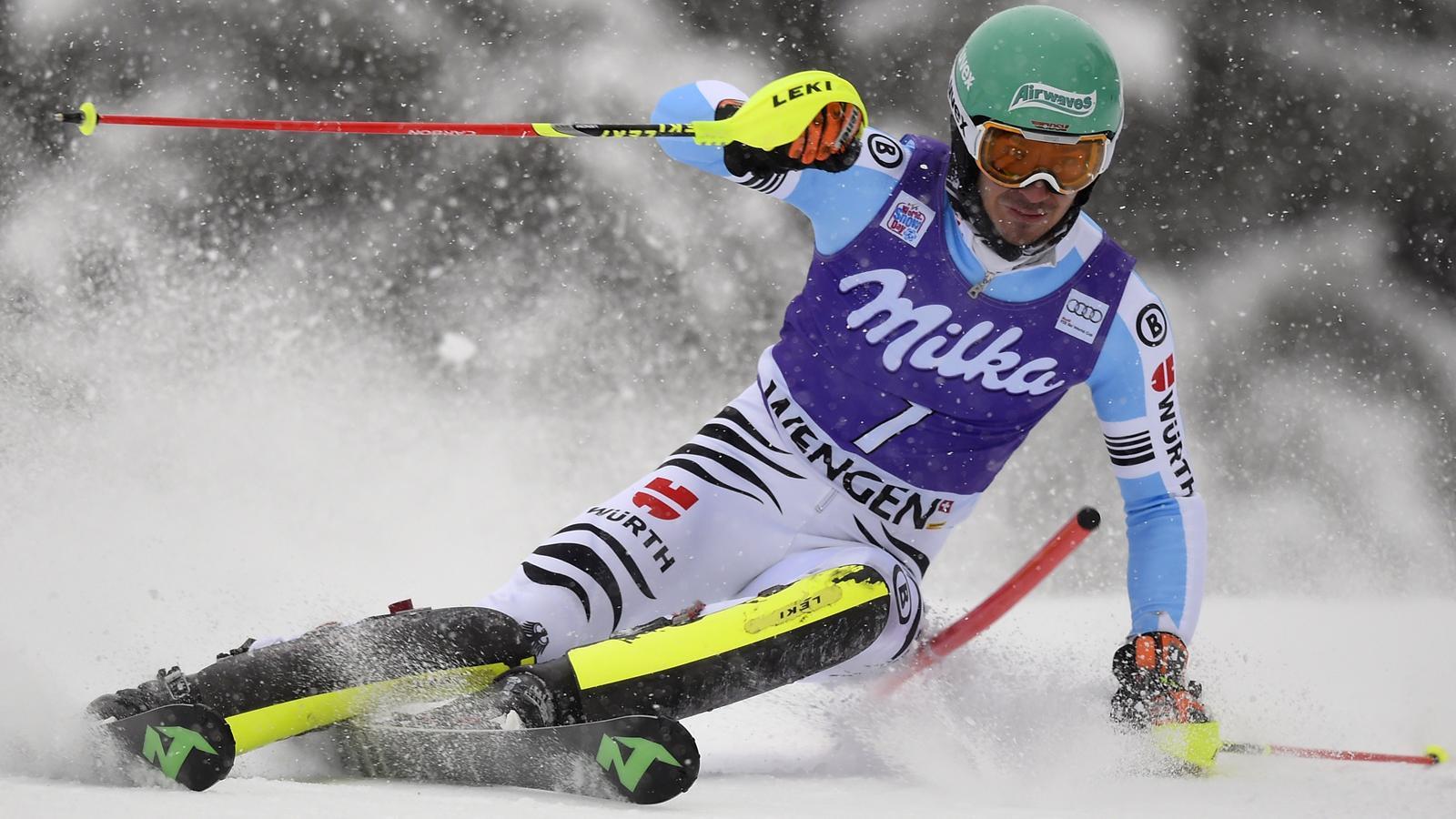 Neureuther wins as Hirscher fails to finish in Wengen slalom - Alpine Skiing - Eurosport British