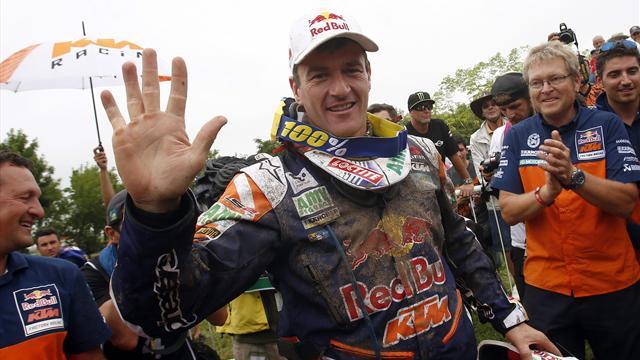 Oficial: Marc Coma será el copiloto de Fernando Alonso en el Dakar 2020