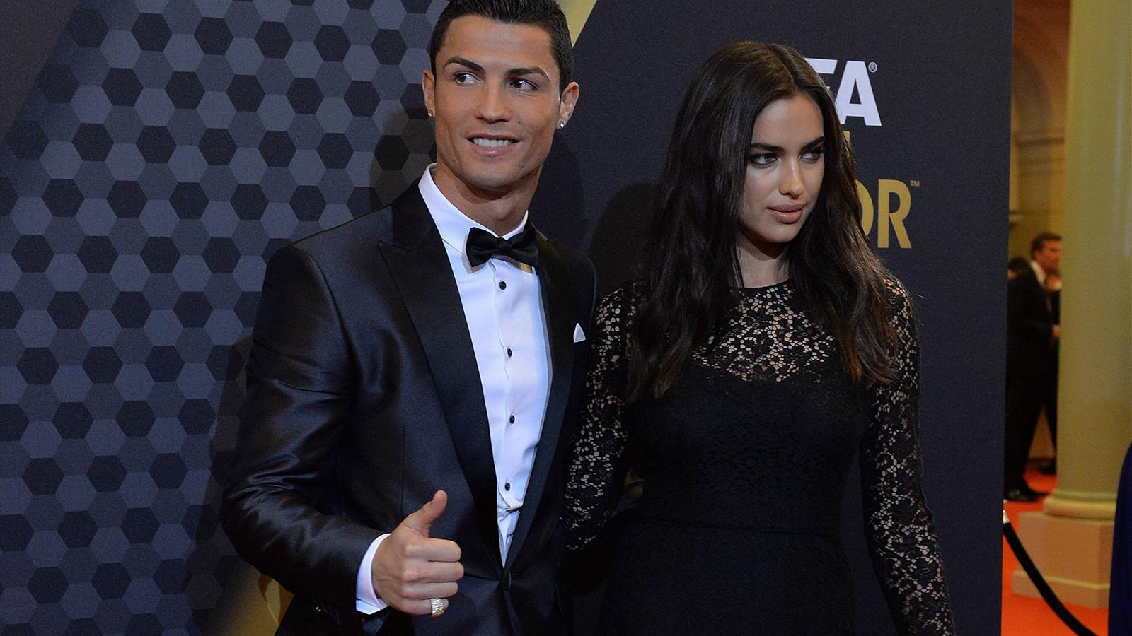 Irina Shayk'tan ayrıldığını açıklayan Cristiano Ronaldo, yeni bir aşka yelken açıyor