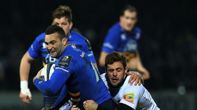 Leinster clinch quarter-finals spot, Wasps have to wait