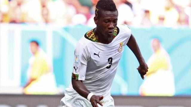 A un mois de la CAN, Asamoah Gyan annonce sa retraite internationale