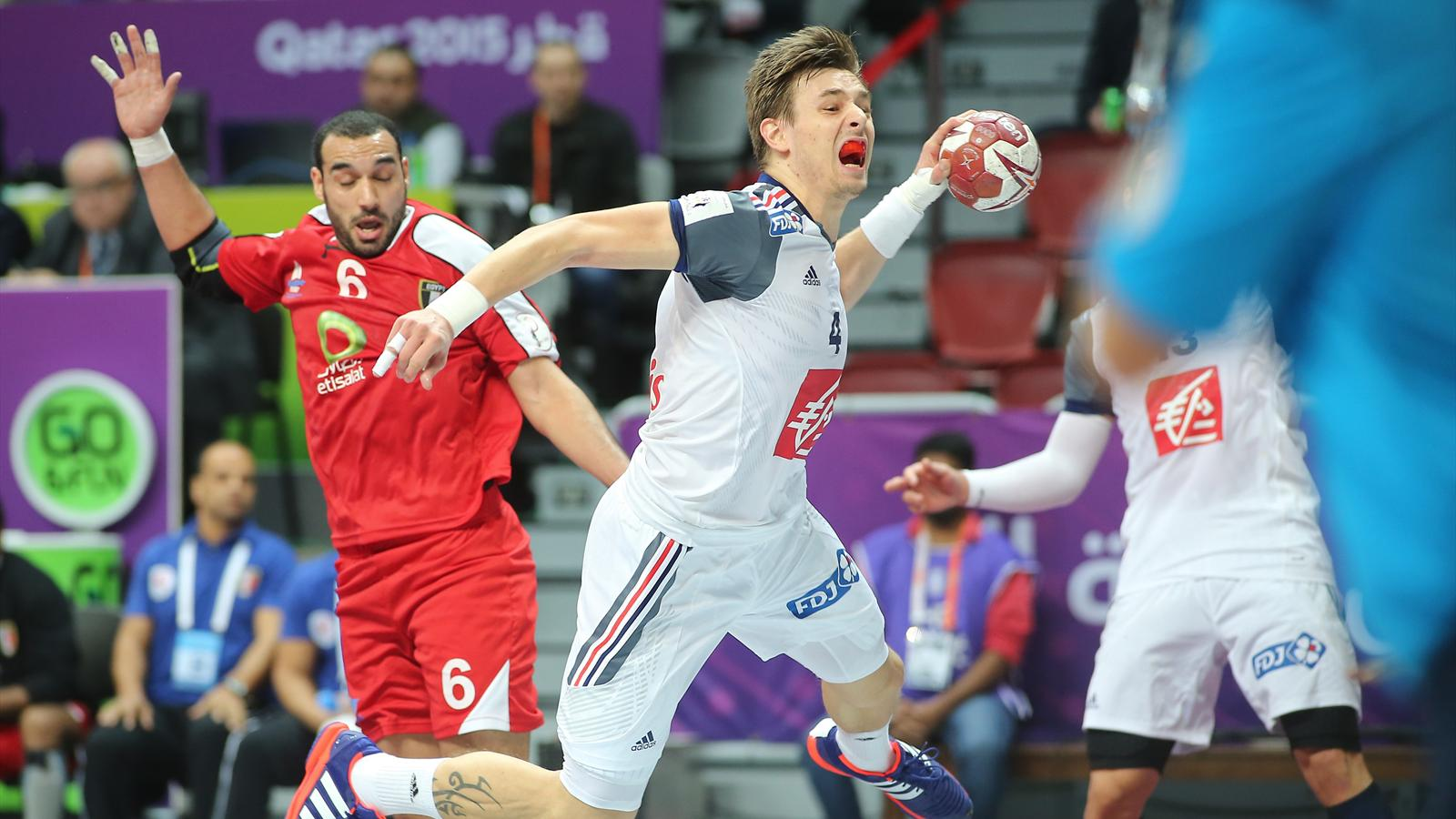 Handball mondial 2015 la france face la vieille connaissance islandaise championnat du - Coupe du monde 2015 handball ...