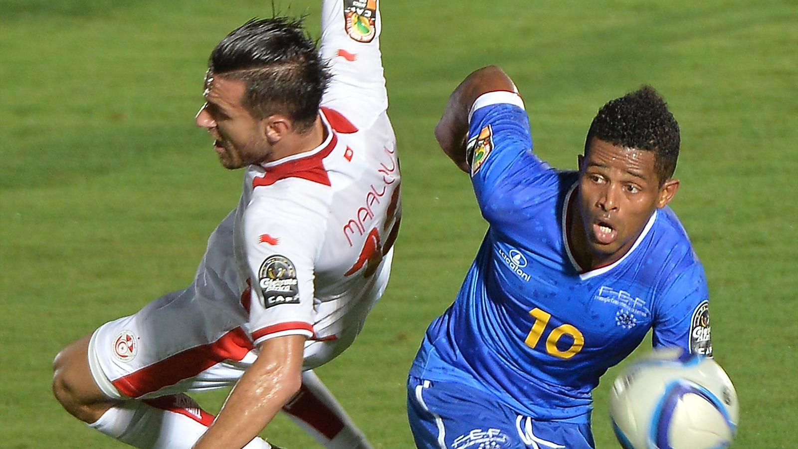 En direct live tunisie cap vert coupe d 39 afrique des nations 18 janvier 2015 eurosport - Regarder coupe d afrique en direct ...