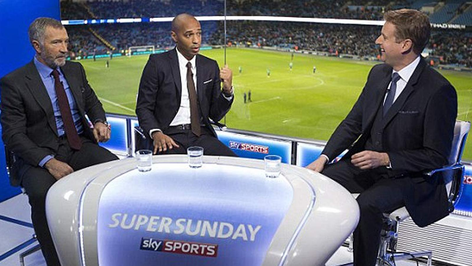 Sky Sports в работе