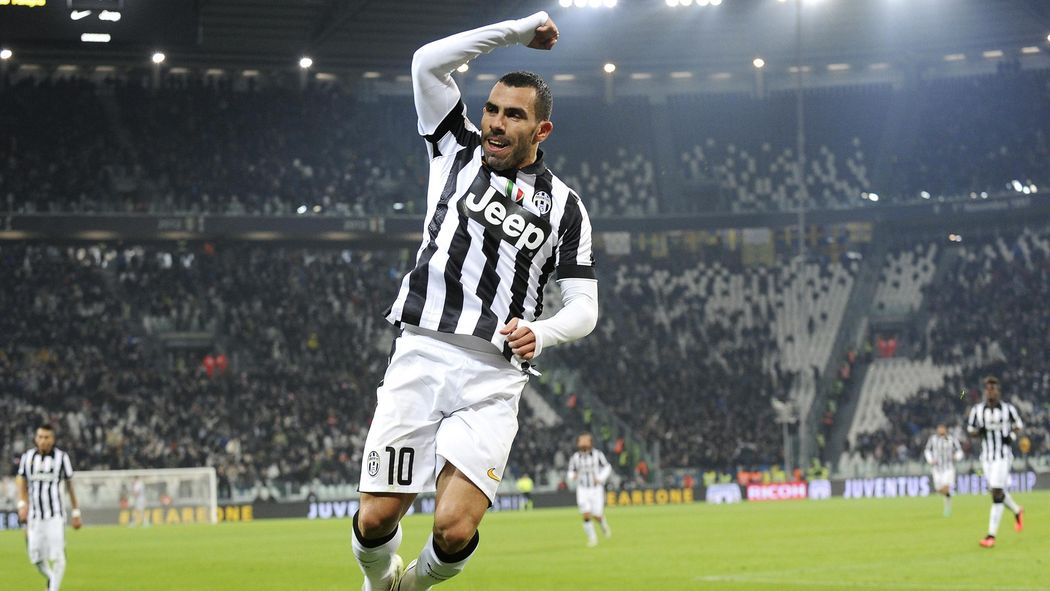 0f06f200c Carlos Tevez  I will defend the Juventus jersey till death - Serie A ...